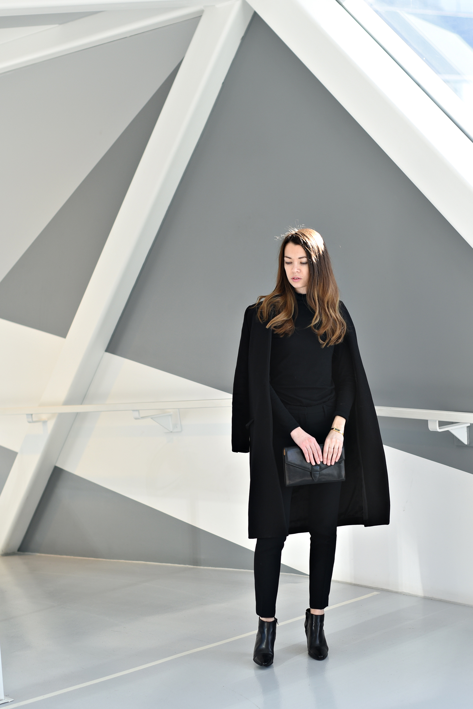 Styled : The Minimalist Wardrobe