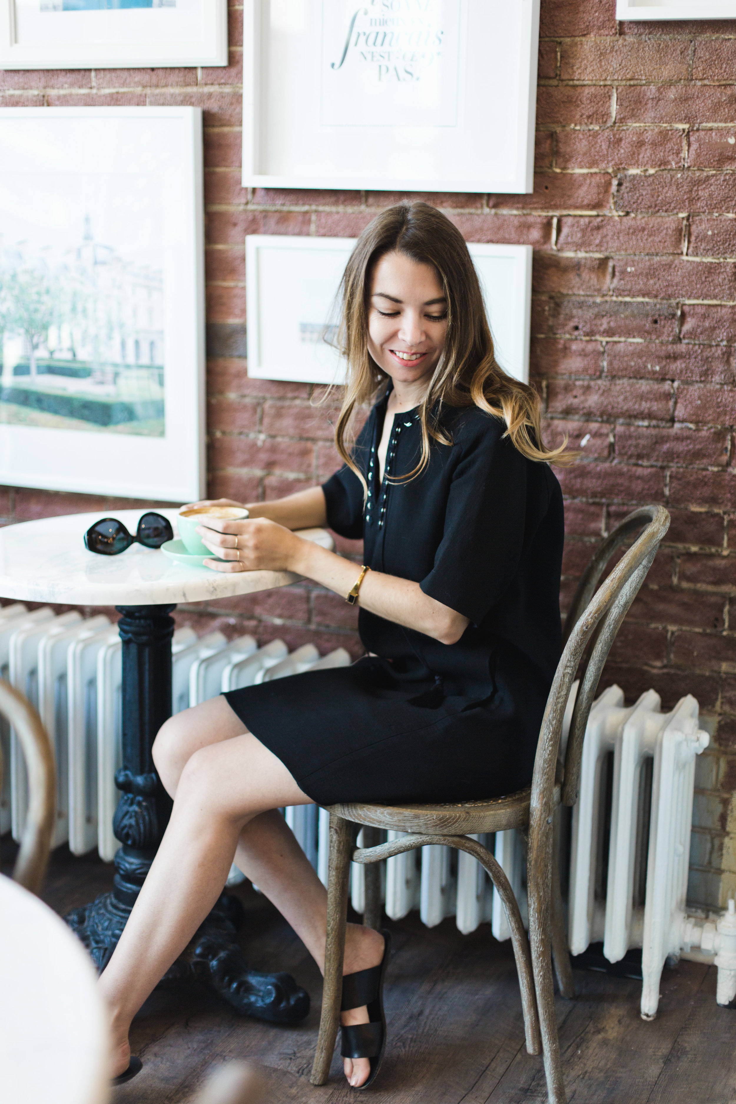 Styled: The Lace-Up LBD