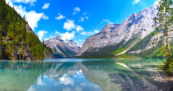 Marc Laros Photography, Berg Lake Campground