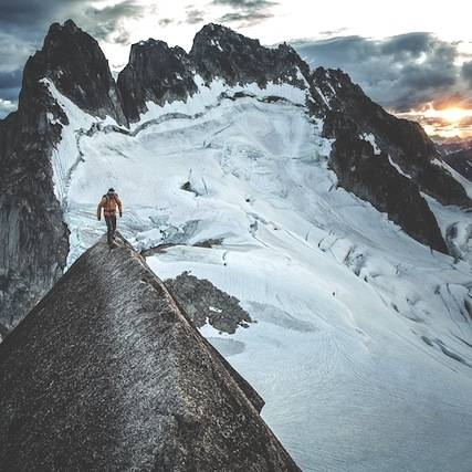 The Spires; By Jimmy Chin of National Geographic