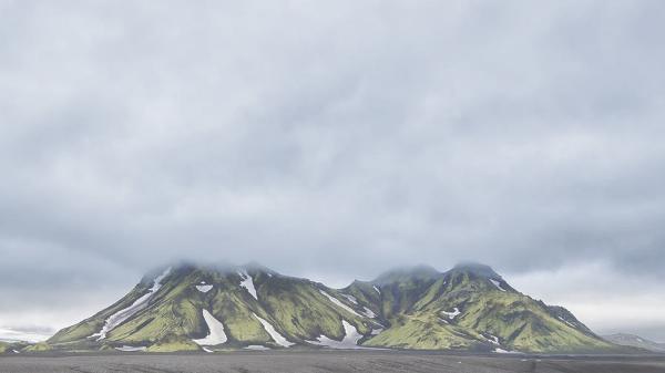 Misty mountains by Steve Lagreca