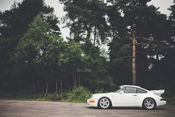 Porsche 964 Carrera RS Coupe - Amy Shore for Up Knörth