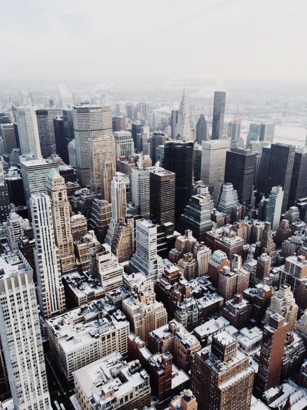 New York by GABRIELLE ASSAF