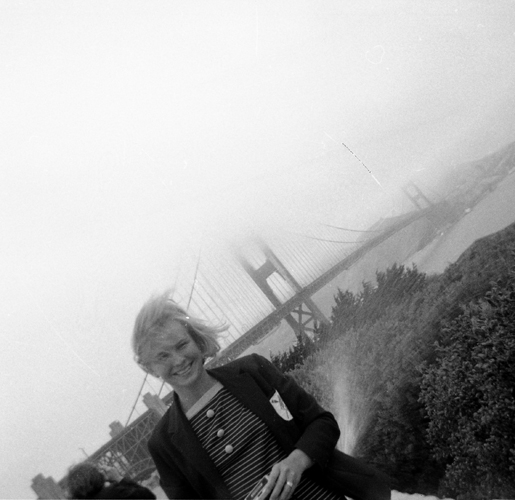 San Francisco 1966  Nancy Farrell
