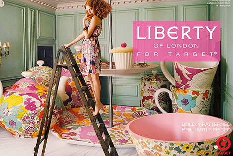 Target + Liberty of London