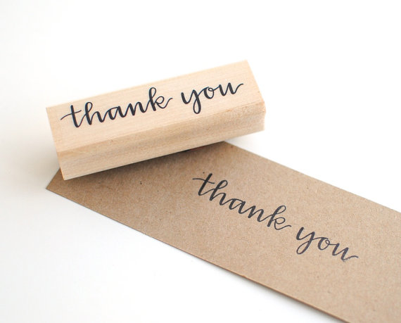 EM Dash Paper Co  -It's always nice to say thank you to your host or hostess. So not it in style.