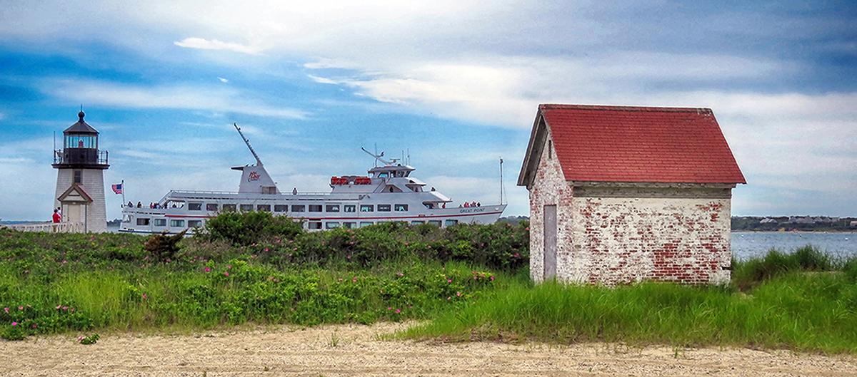 Nantucket Island Tableau