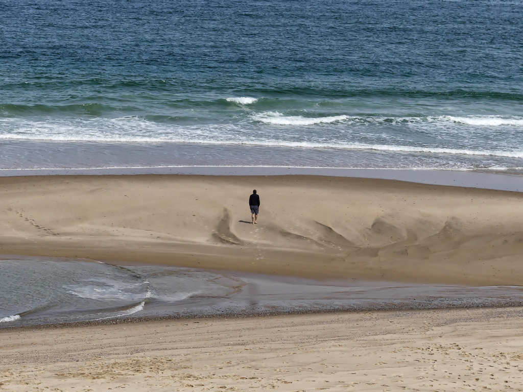Solo by the Sea