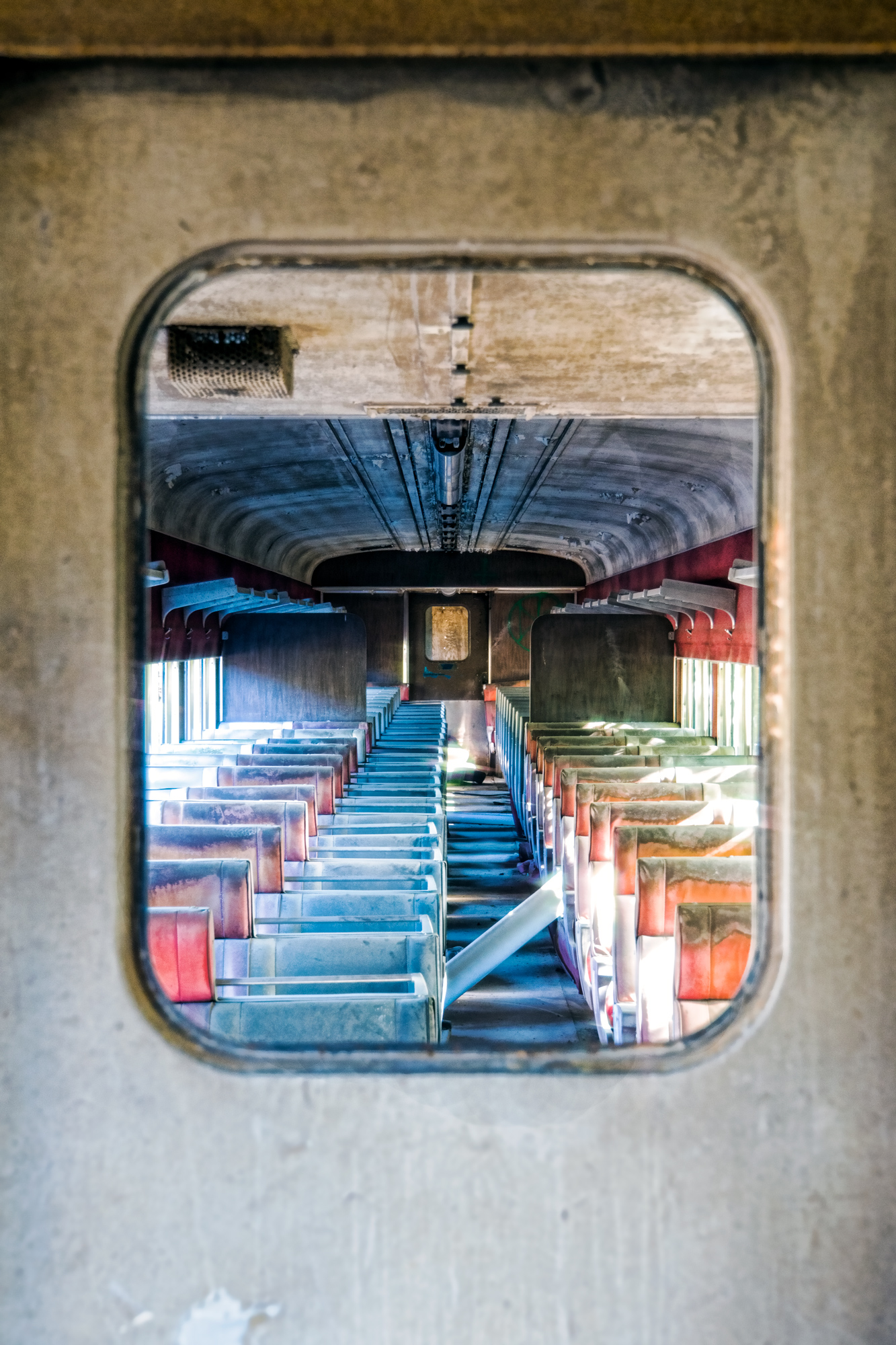 Abandoned Train 2