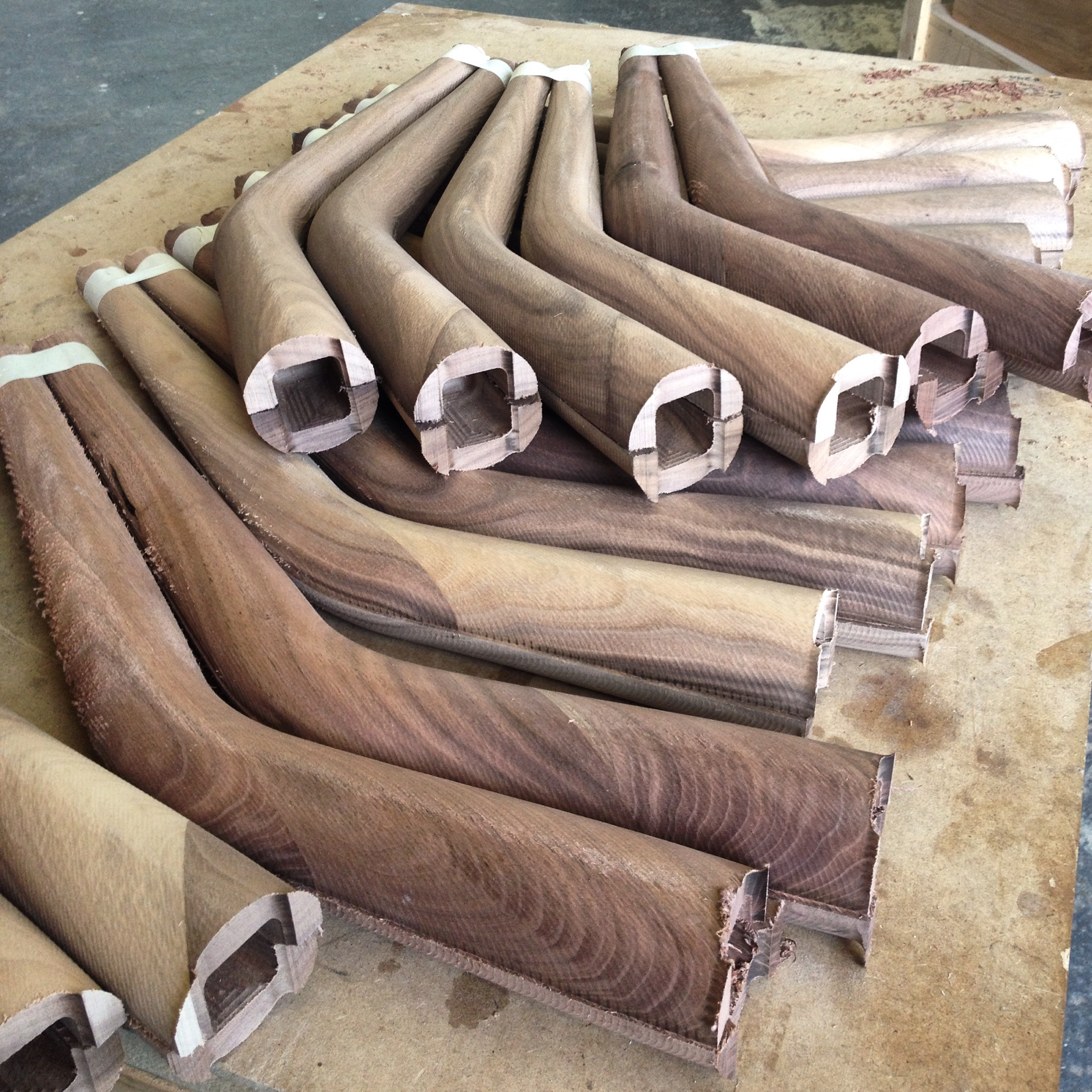 CNC_walnut 3d mill parts.JPG