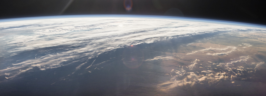 You can get images like this from  Nasa's Gateway to Astronaut Photographs of Earth . This is a crop from an original photo taken last year from the International Space Station, but you can find pictures taken from the earliest days of America's space program. Credit:  Nasa