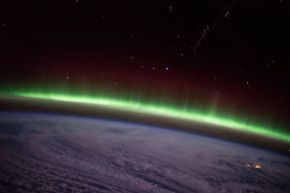 OK, you probably won't get an aurora image like this. Esa astronaut Samantha Cristoforetti took this picture from the International Space Station.  Credit:  Nasa/Esa/Samantha Cristoforetti