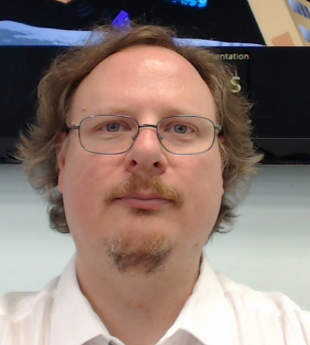 Wes Faler's maker skills have taken him from industrial software engineer to the leader of an all-volunteer band of amateur spacecraft designers. Credit: Wes Faler