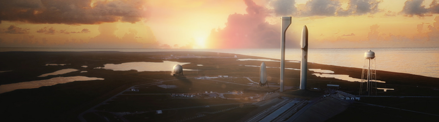 If all goes to plan, SpaceX will launch hundreds of people to Mars within a decade. Credit: SpaceX