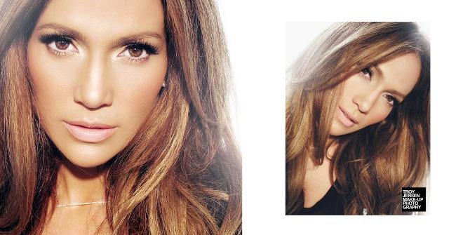 Jennifer Lopez by Troy Jensen