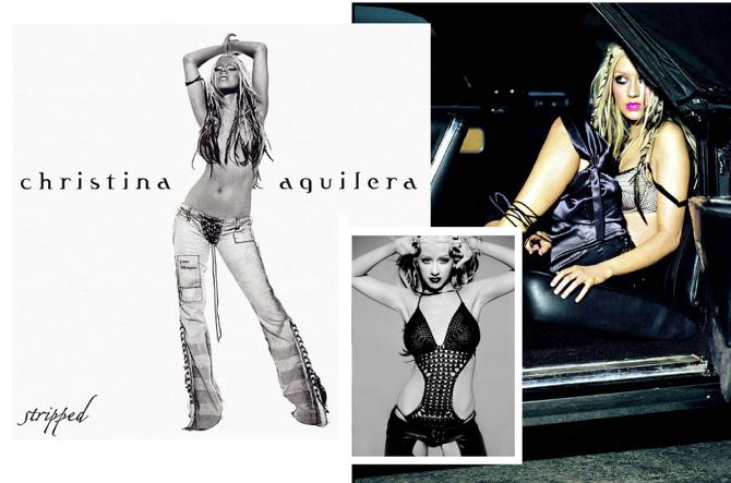 Christina Aguilera by Troy Jensen