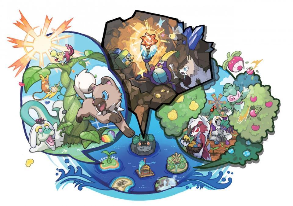 via Pokemon Company