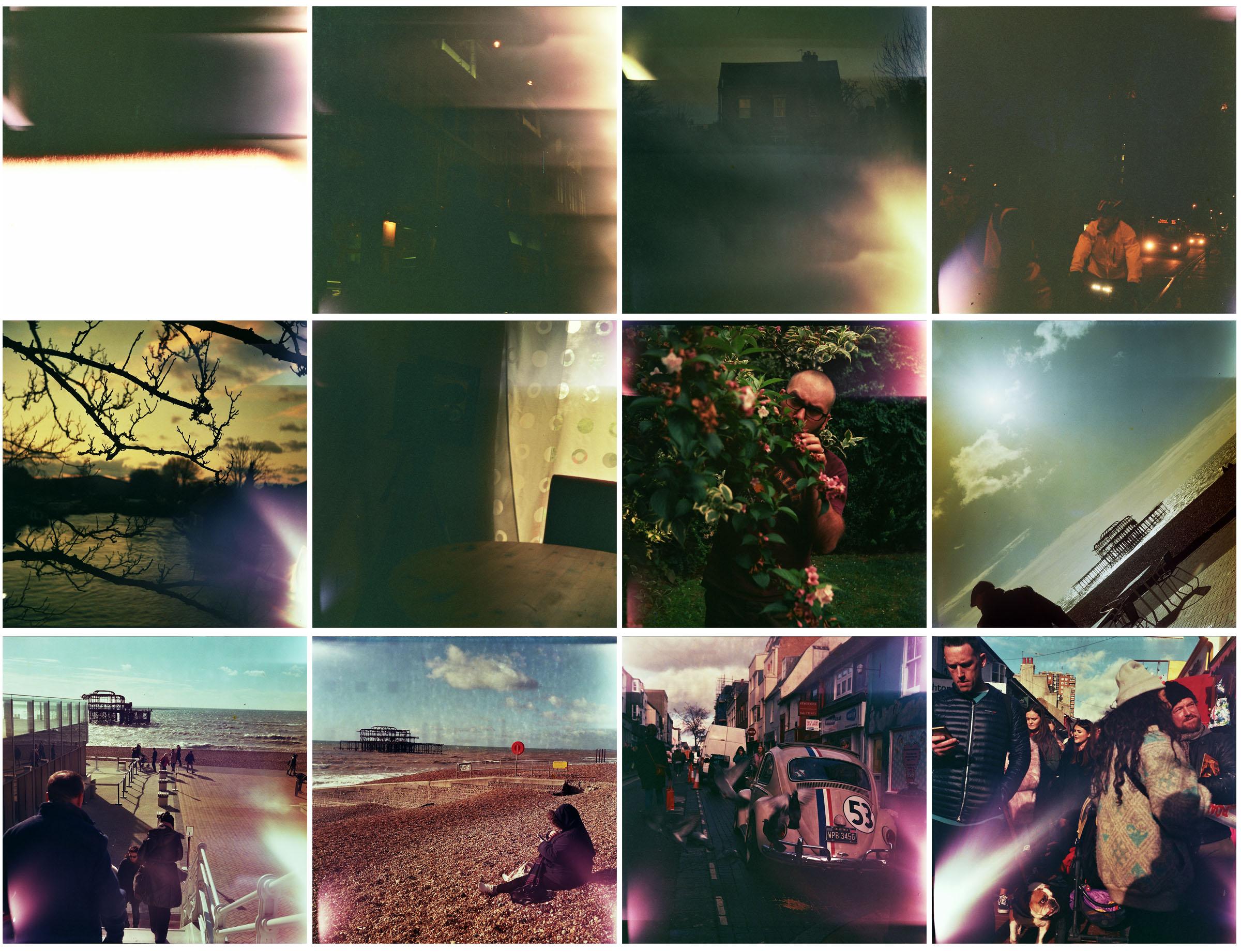 First colour film photos