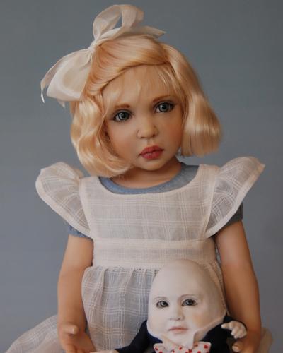 Alice and Humpty Dumpty