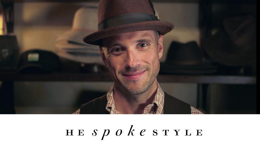 He Spoke Style - DP Liam Le Guillou