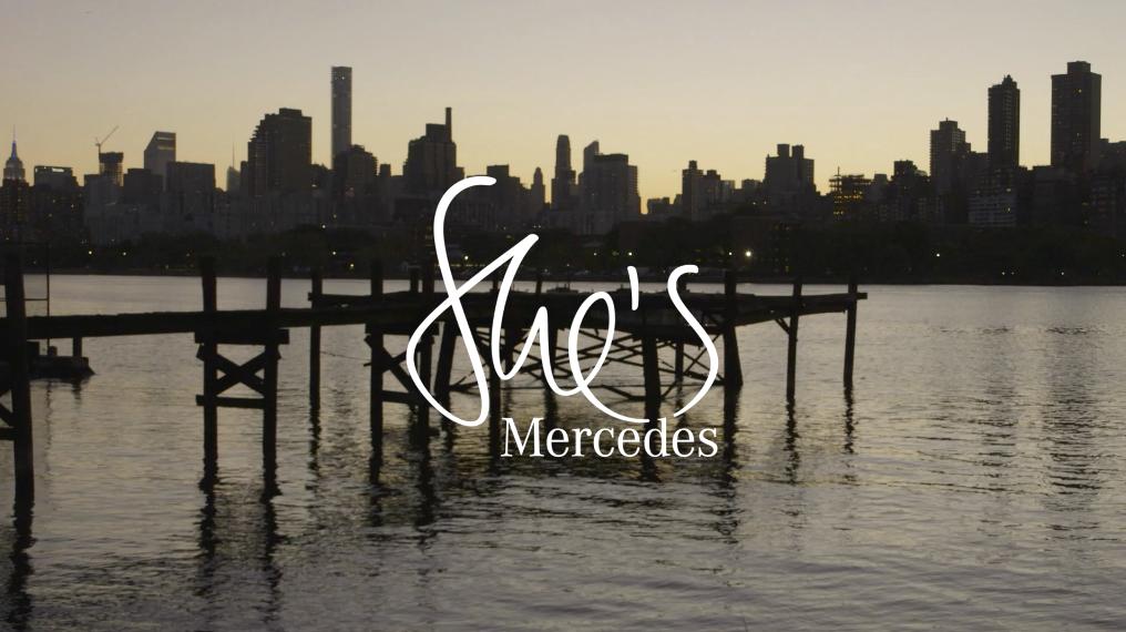 She's Mercedes - Marcela Sapone