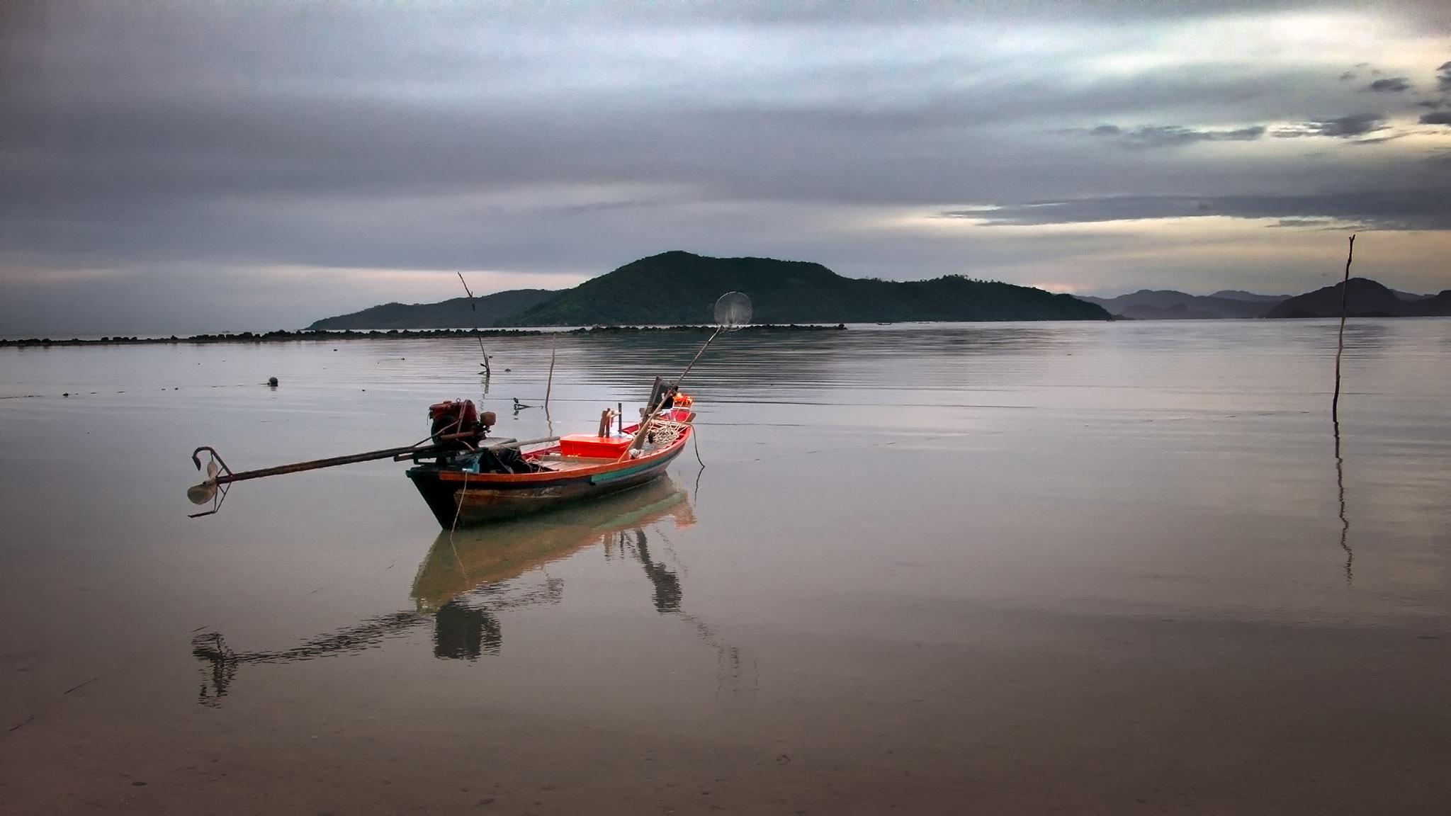 South west coast of Koh Samui, Thailand