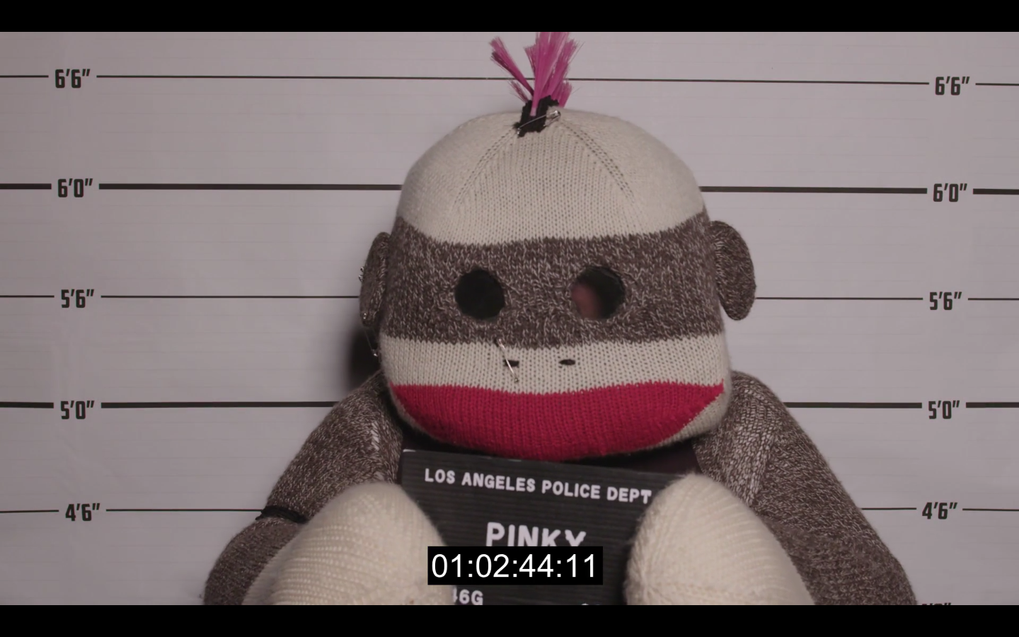 """Watch the new video for """"Mugshot"""""""