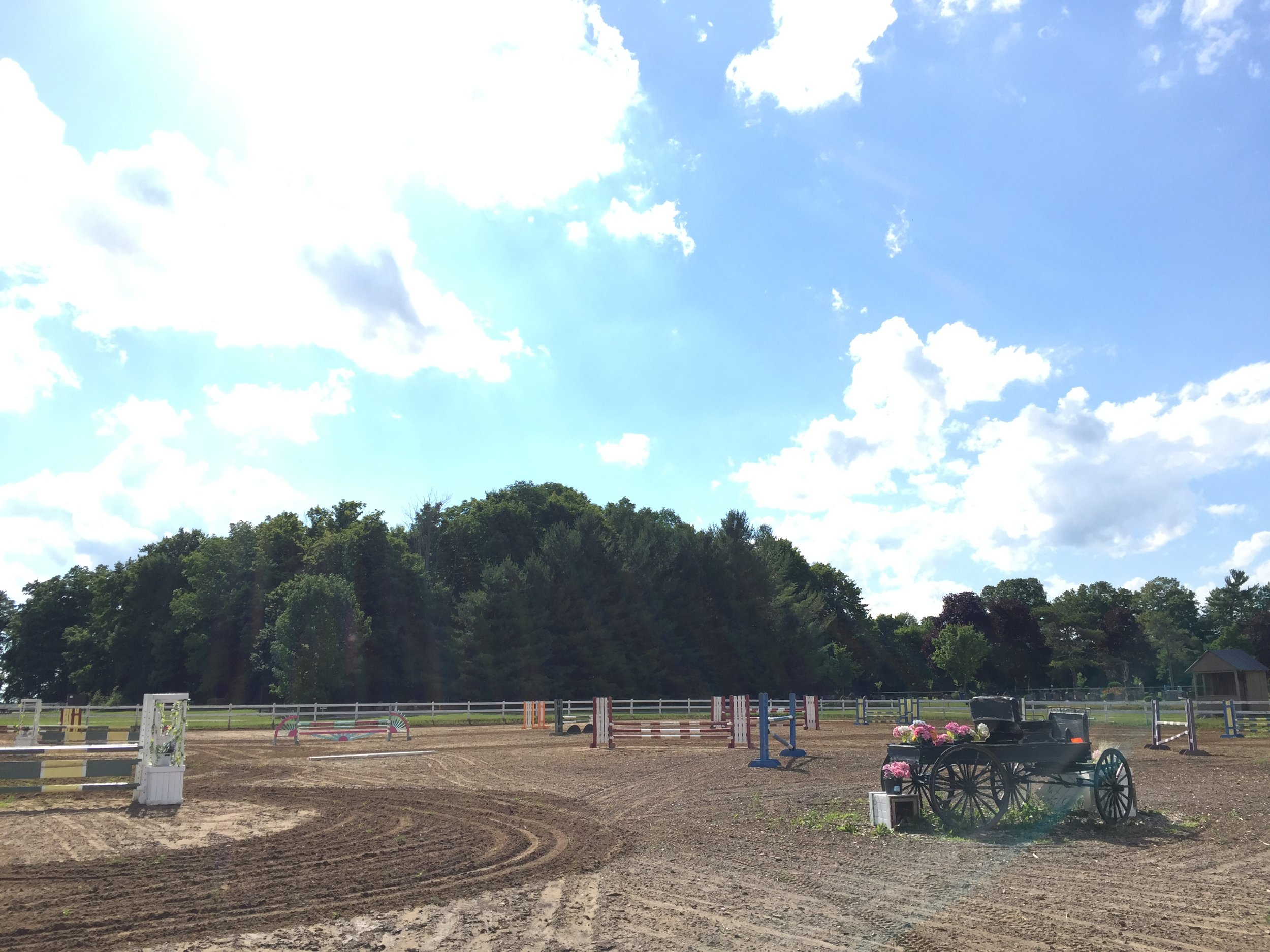 Edenview Equestrian Center Summer 2016