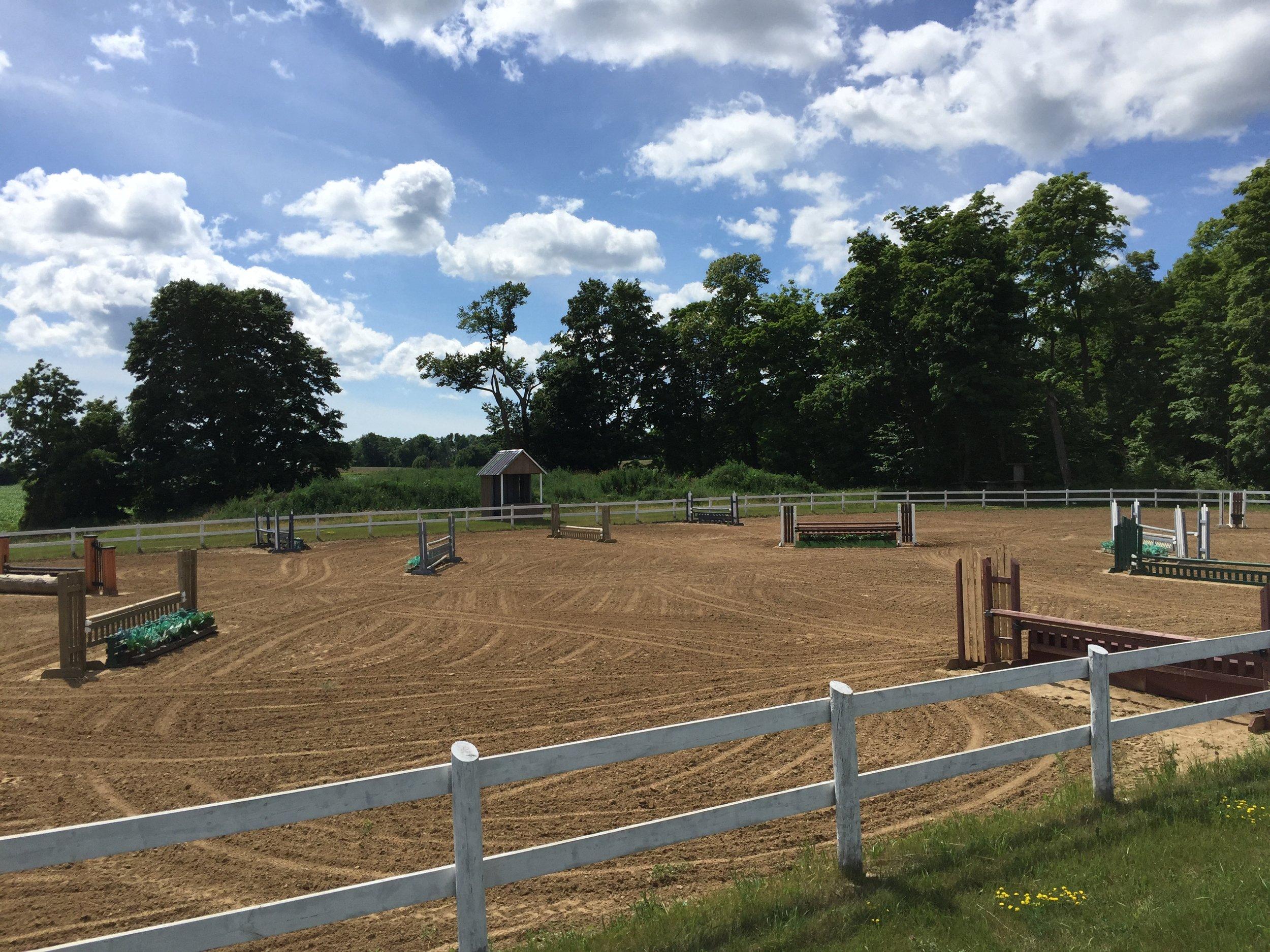 Edenview Equestrian Center Hunter Ring 2016
