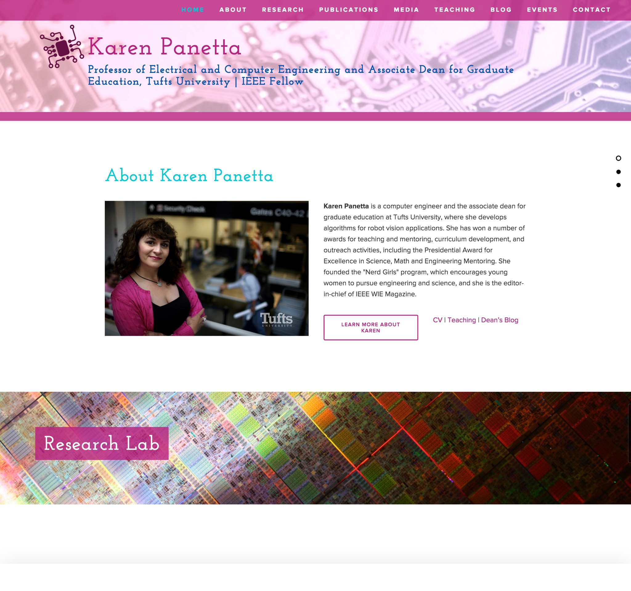 Visit Karen's ScienceSite