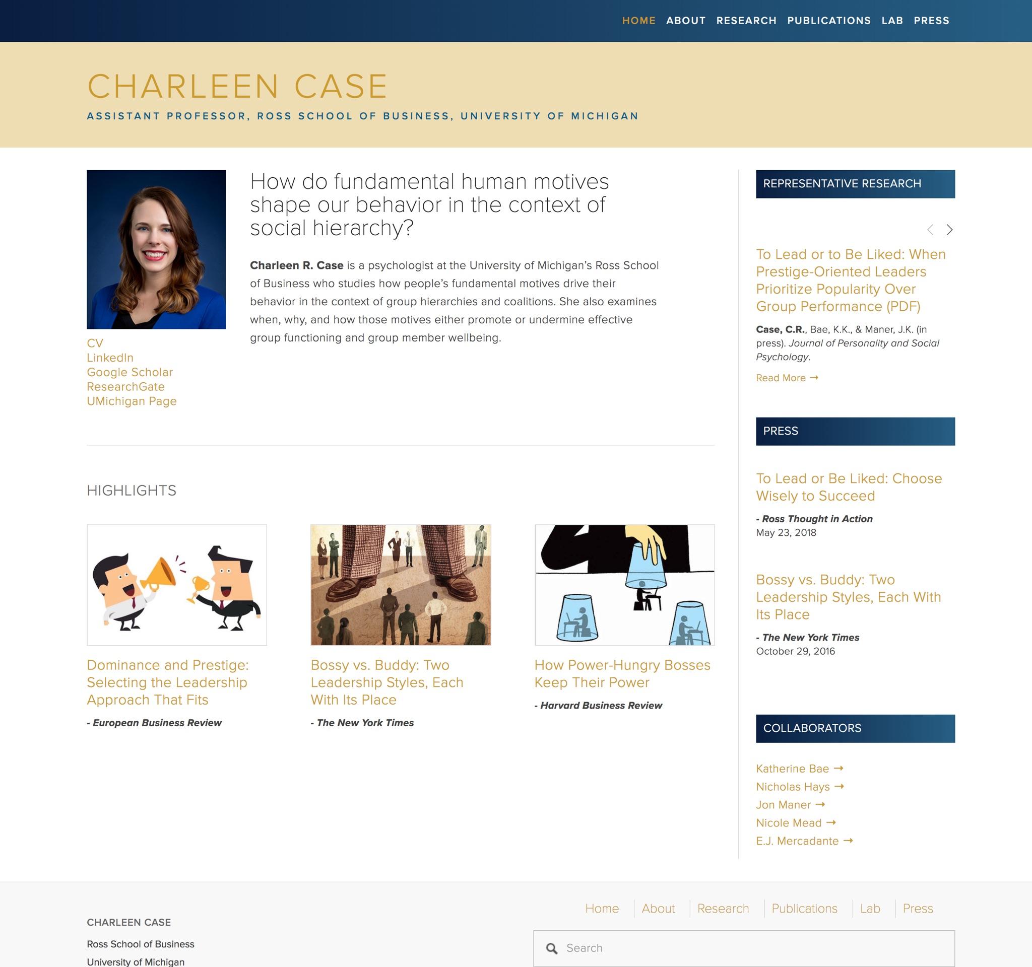 Visit Charleen's ScienceSite