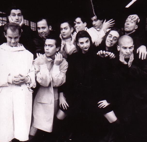 The State in 1996 (Todd Holoubek, Michael Showalter, David Wain, Joe Lo Truglio, Thomas Lennon, Michael Showalter, Kerri Kenney, Ken Marino, Michael Patrick Jann, Ben Garant, Kevin Allison)