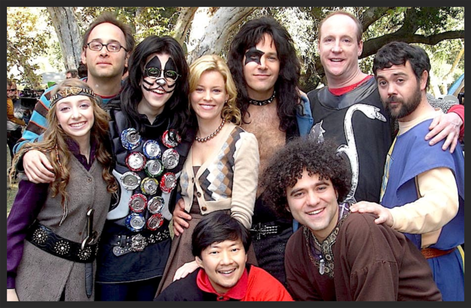 Allie Stamler, David Wain, Christopher Mintz-Plasse, Elizabeth Banks, Ken Jeong, Paul Rudd, Peter Salett, Matt Walsh, Joe Lo Truglio