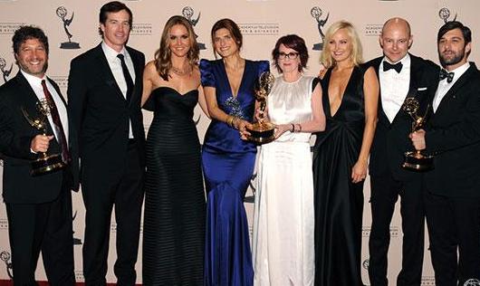 Emmy winners!