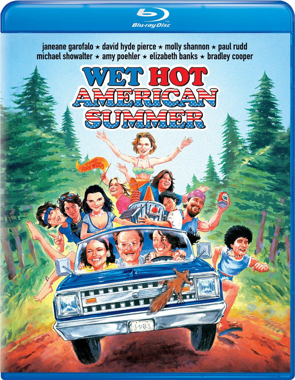 Wet Hot American Summer — DAVIDWAIN COM