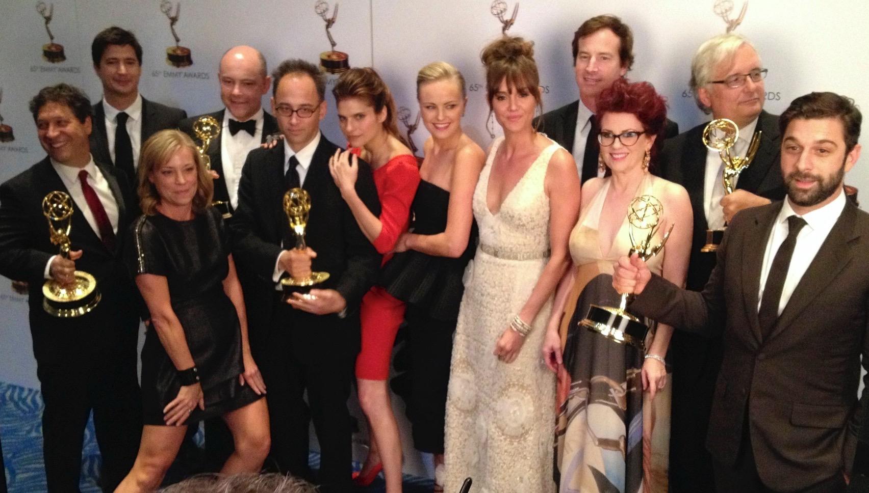 Emmy winners again!