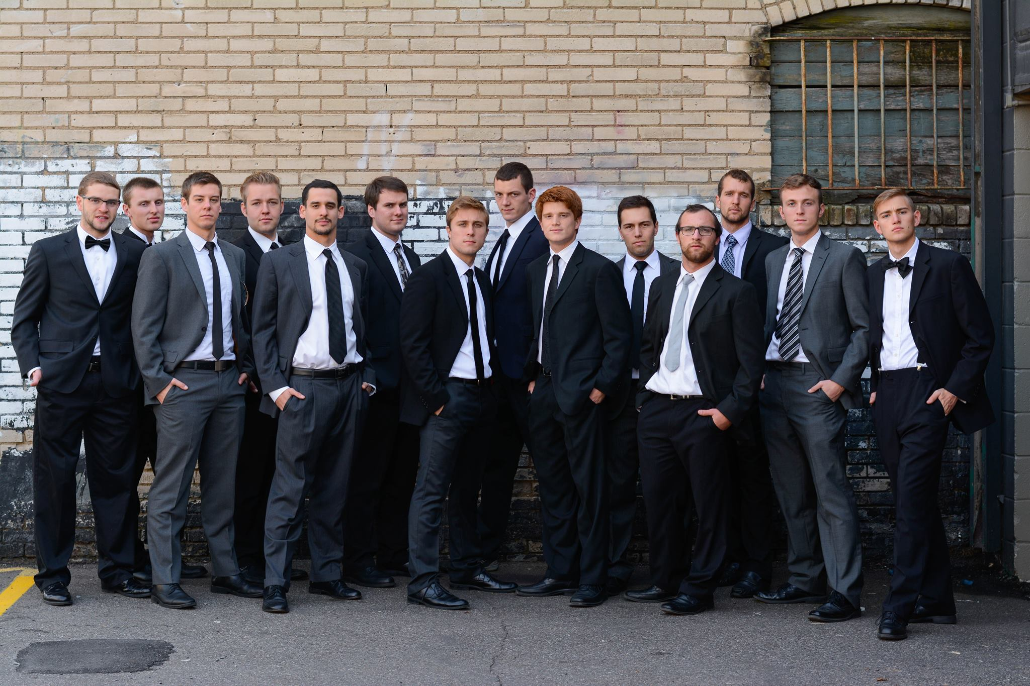 The men of SPO at the University of Minnesota