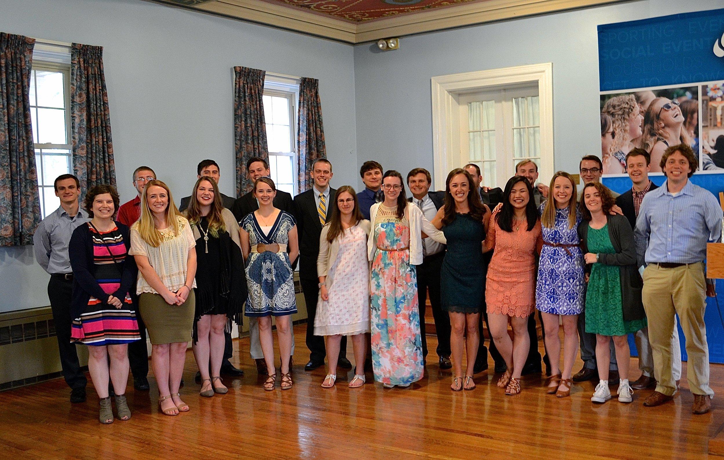 SPO Seniors at Easter Celebration