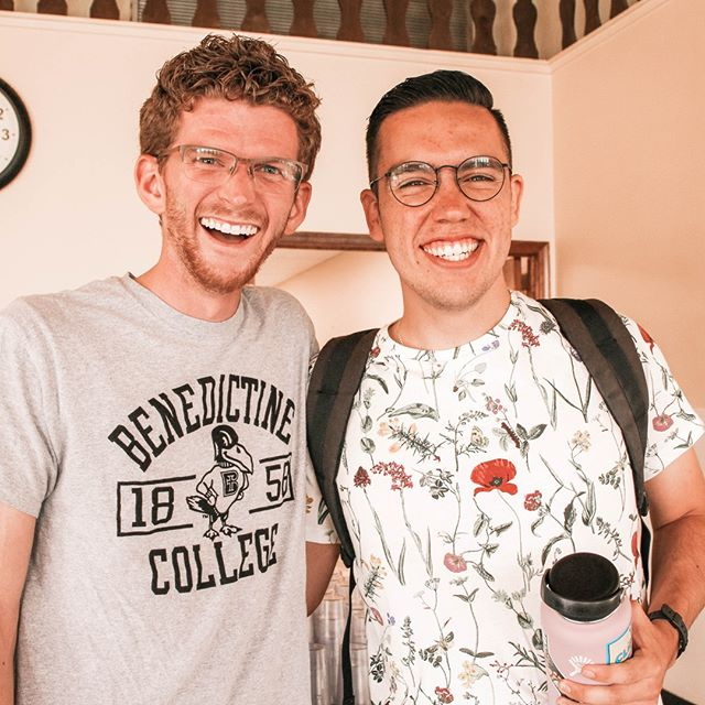 School has started and our students and missionaries are out & meeting some awesome people! Tag a new friend you've met already this year! 👇
