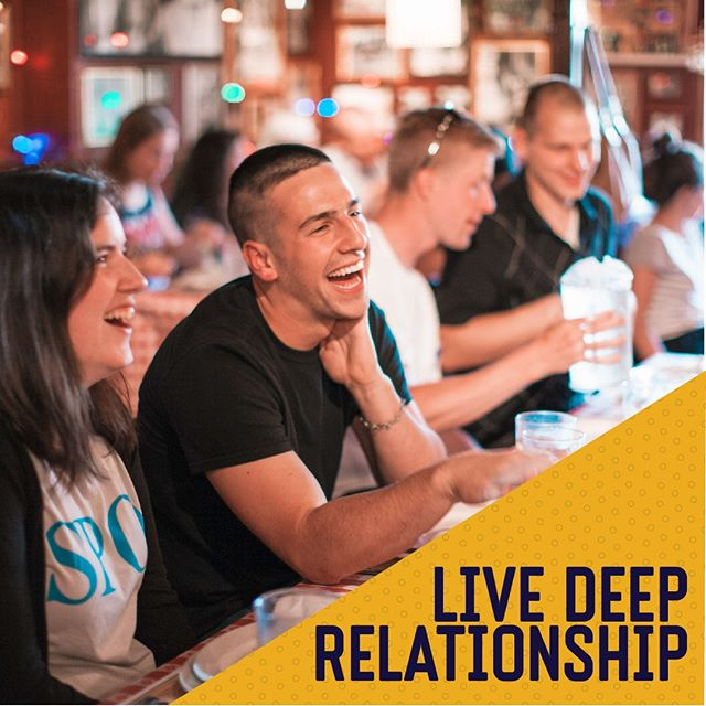 DEEP RELATIONSHIP // Our hearts are wired to come alive. To be filled to the point of bursting. To overflow with contagious, passionate, all consuming life. We've found that this can only happen in the context of *Deep Relationship*. This is what we're about. Come live life with us. Apply to be a missionary today!     spo.org/apply