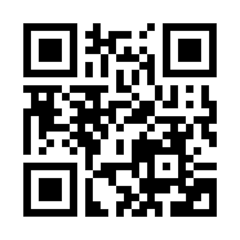 Scan this code with your phone to go to our app.