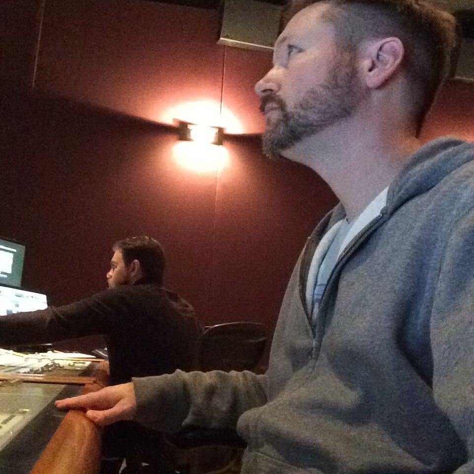 Mixing The Nightmare with Jonathan Snipes at MonkeyLand Audio