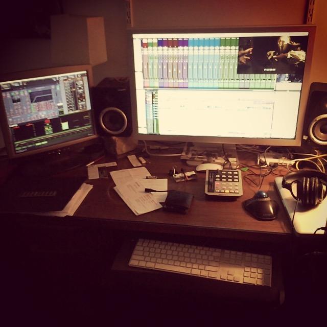 Home Studio Mixing