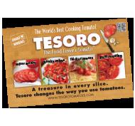 Tesoro 7 x 11 POS - Cuttingboard version