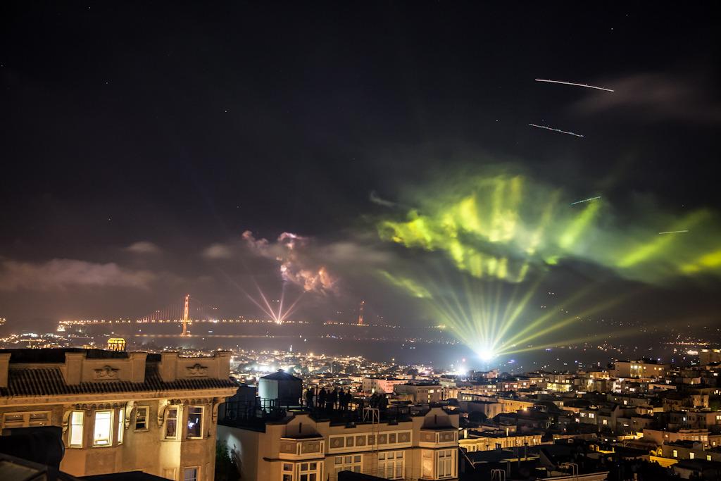 In Celebration of a Golden Gate