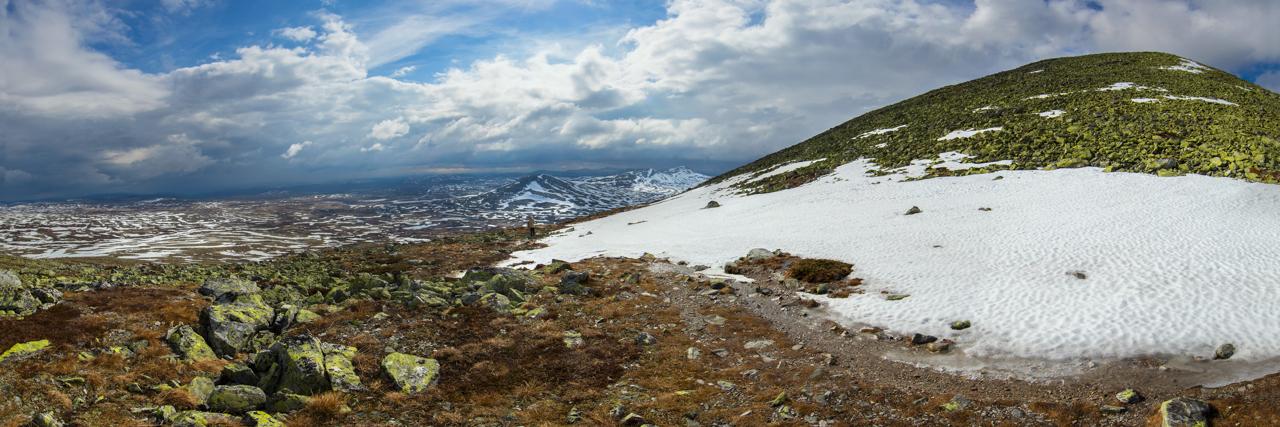 Muen, Rondane National Park. Norway. 2013.