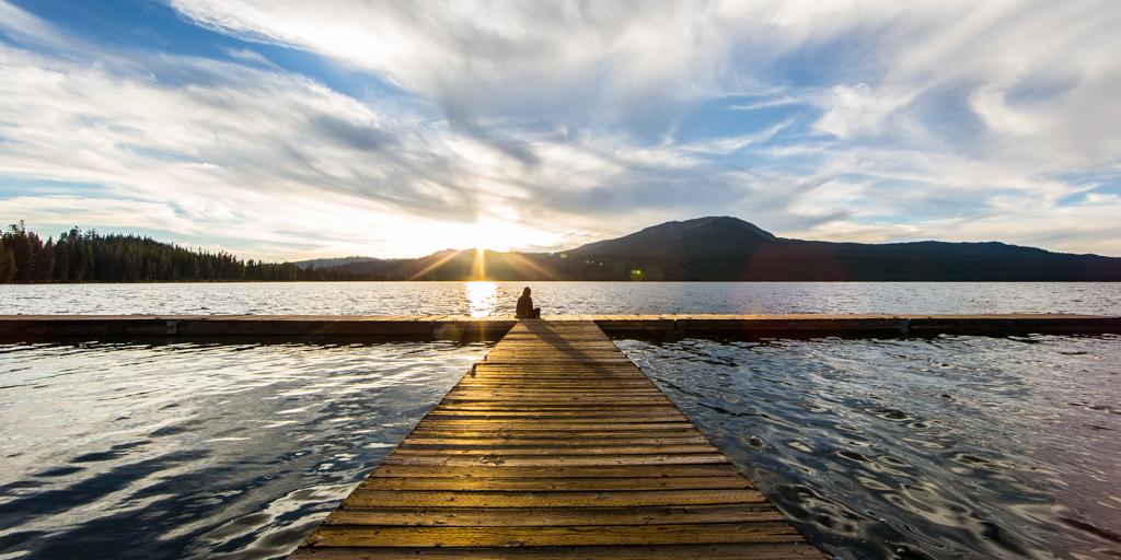 Diamond Lake, Oregon, USA