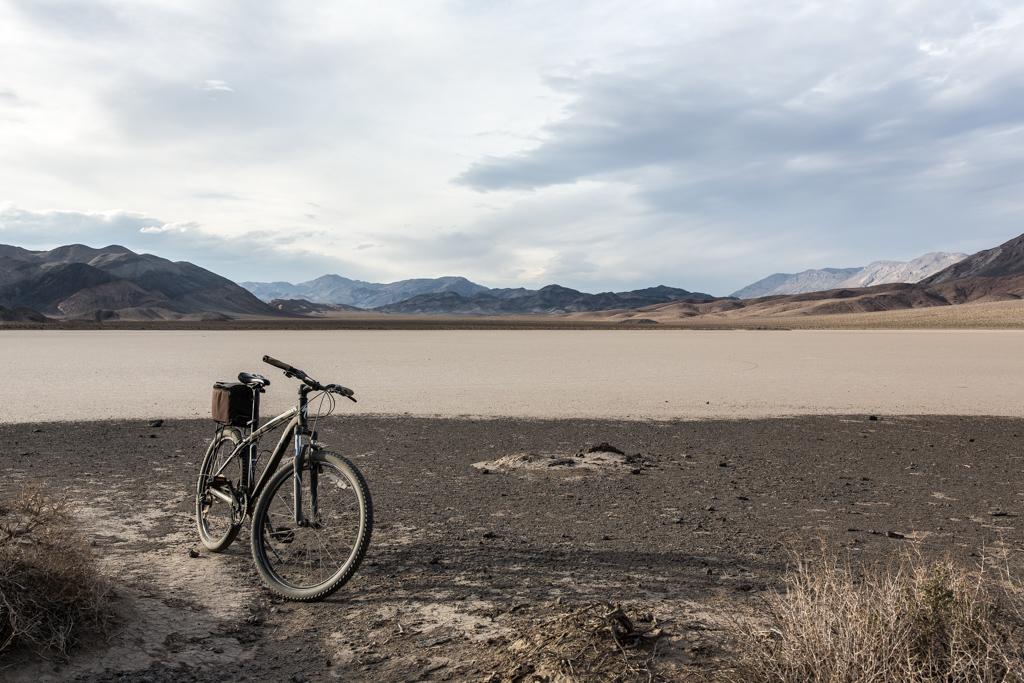 Bike, Death Valley, USA