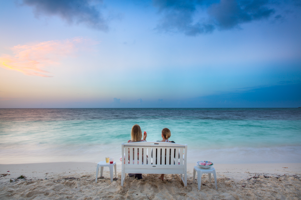 Winding Down, Nassua, Bahamas