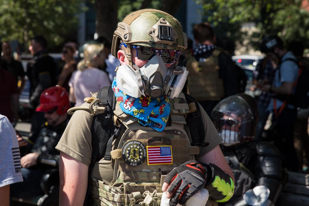 Patriot Prayer Member